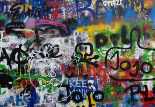 The Best Way to Remove Graffiti from Metal, Wood, Plastic, and Masonry Surfaces