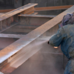 Reasons to use Dustless Blasting for Rust Removal